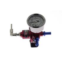 Benzinnyomás szabályzó, FPR, regulator D1Spec Piros